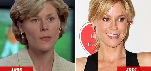 julie bowen plastic surgery before and after photos nose job