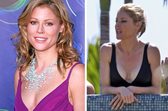 julie bowen plastic surgery breast implants before and after photos
