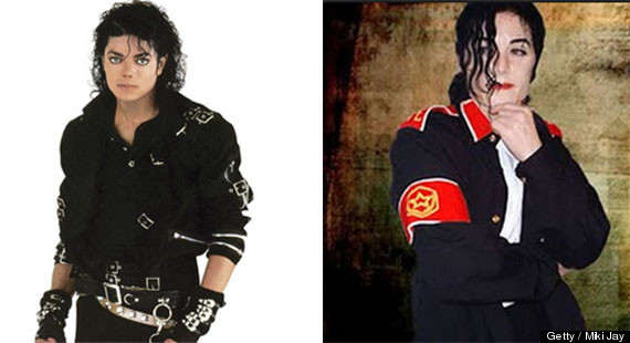 miki jay as michael jackson