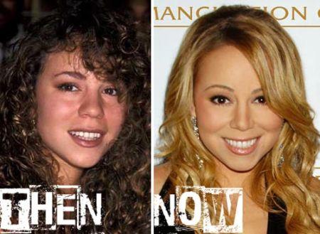 Mariah Carey Plastic Surgery nose job, Mariah Carey Plastic Surgery, Mariah Carey Plastic Surgery liposuction, Mariah Carey Plastic Surgery breast augmentation