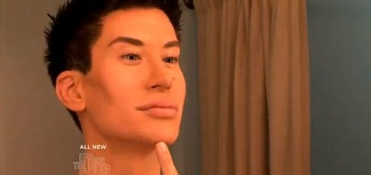 Real Life Ken Doll - Spends $100,000 On Nearly 100 Plastic Surgery Operations