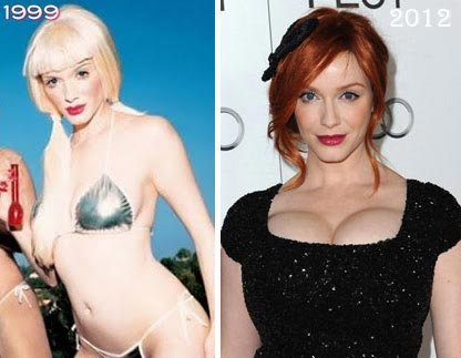 christina hendricks plastic surgery before after photos, christina hendricks bra size, christina hendricks breast augmentation before after photos, christina hendricks nose job, christine hendricks plastic surgery1