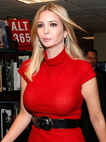 ivanka trump plastic surgery before after photos