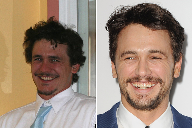 james-franco 10 Celebrities Look Alike - Doppelgangers