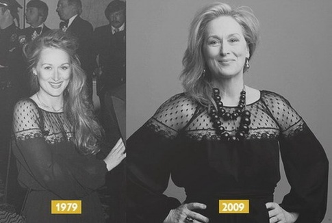 meryl streep 15 Celebrities Who Have Aged Well