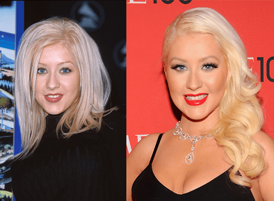 Christina Aguilera plastic surgery, Christina Aguilera plastic surgery before after photos, Christina Aguilera breast augmentation, Christina Aguilera breast implants, Christina Aguilera nose job, Christina Aguilera liposuction5