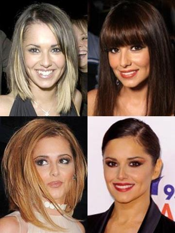 Cheryl Cole plastic surgery, Cheryl Cole plastic surgery before after photos, Cheryl Cole breast implants, nose job, botox, teeth veneers