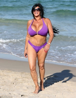 Big Ang Plastic Surgery, Big Ang Plastic Surgery before after, Big Ang breast implants, Big Ang breast augmentation, lip injection, botox, liposuction