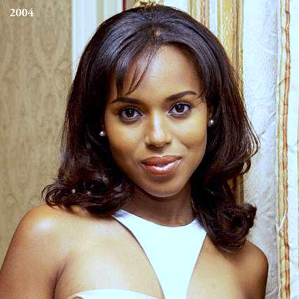 Kerry Washington plastic surgery, Kerry Washington before pictures, Kerry Washington plastic surgery before after photos, nose job, eyelid surgery, botox, Kerry Washington cosmetic surgery photos