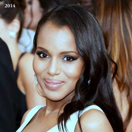 Kerry Washington plastic surgery, Kerry Washington before pictures, Kerry Washington plastic surgery before after photos, nose job, eyelid surgery, botox, Kerry Washington cosmetic surgery photos3