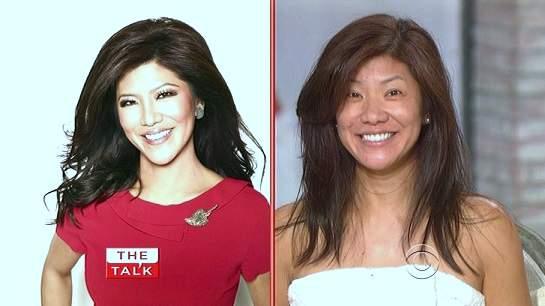 Julie Chen photos, Julie Chen plastic surgery, cosmetic surgery, Julie Chen cosmetic surgery, Julie Chen double eyelid surgery, nose job0