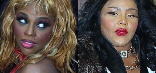 Lil' Kim plastic surgery, Lil' Kim before after photos, Lil' Kim nose job, Lil' Kim photos, celebrities plastic surgery, bad plastic surgery1