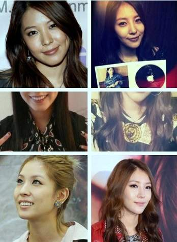 Kwon Boa plastic surgery, korean celebrity plastic surgery before and after