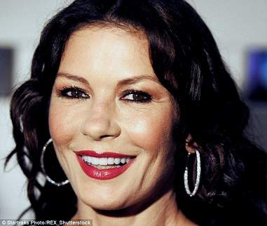 Catherine Zeta Jones Plastic Surgery Before And After Photos