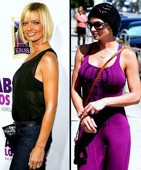 Jaime Pressly plastic surgery, Jaime Pressly breast implants, breast augmentation, Jaime Pressly photos, facelift, botox