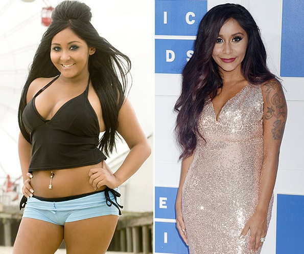Snookie Plastic Surgery Before And After Photos
