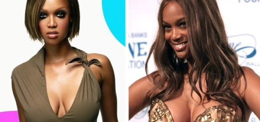 tyra banks plastic surgery, tyra banks nose job, tyra banks plastic surgery before after photos, tyra banks breast implants_3